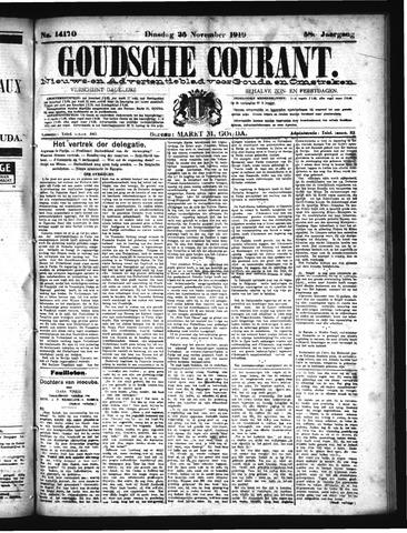 Goudsche Courant 1919-11-25
