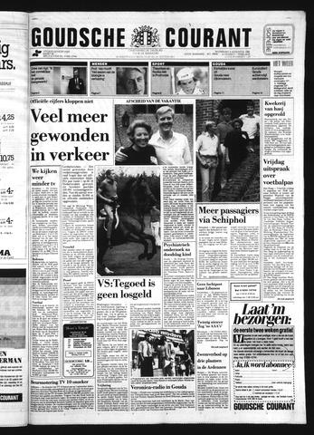 Goudsche Courant 1989-08-09