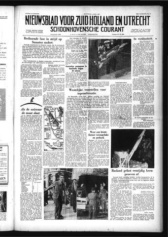Schoonhovensche Courant 1958-04-02