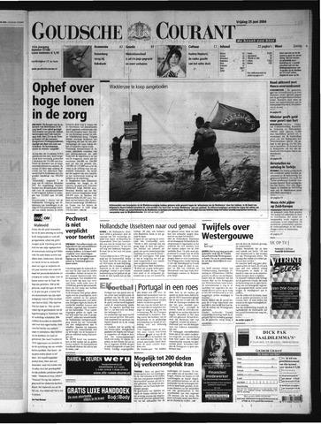 Goudsche Courant 2004-06-25