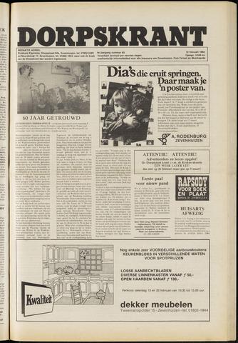 Dorpskrant 1982-02-12