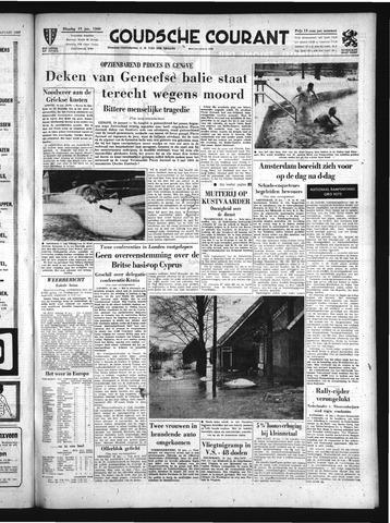 Goudsche Courant 1960-01-19