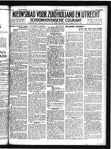 Schoonhovensche Courant 1942-03-11