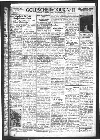 Goudsche Courant 1943-09-01