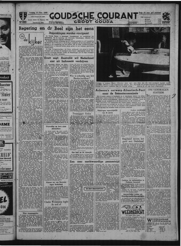 Goudsche Courant 1949-02-18
