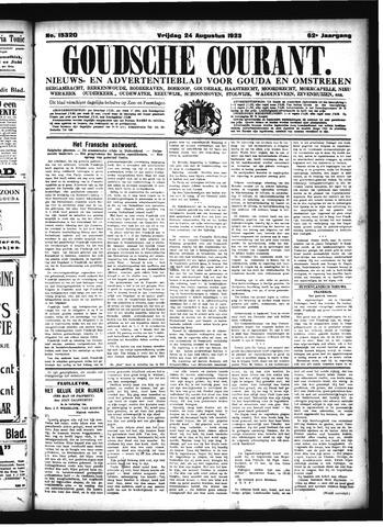 Goudsche Courant 1923-08-24