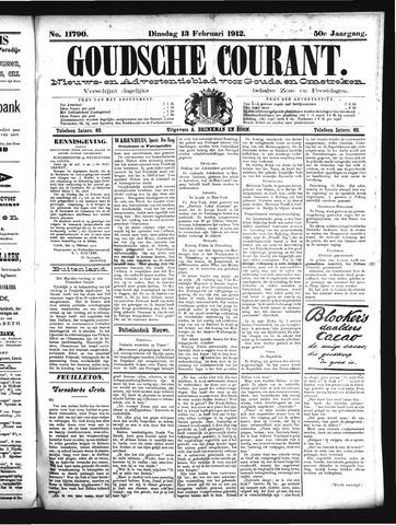 Goudsche Courant 1912-02-13