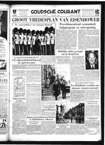 Goudsche Courant 1953-04-17