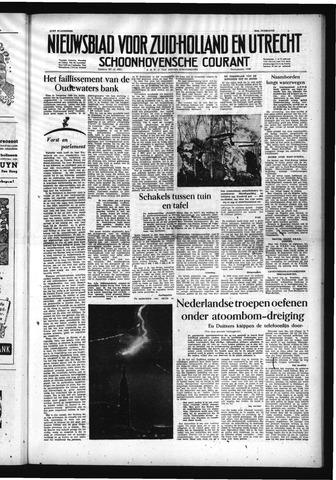 Schoonhovensche Courant 1953-09-23