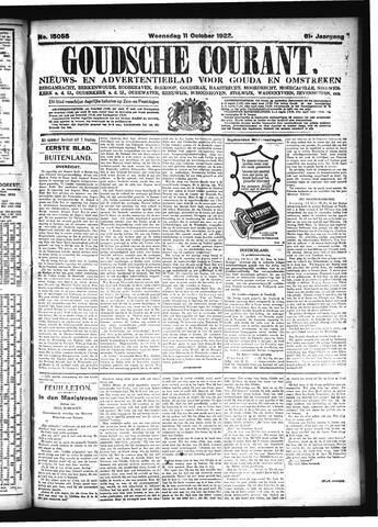 Goudsche Courant 1922-10-11