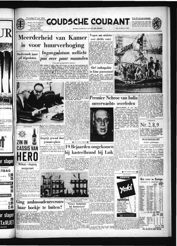 Goudsche Courant 1964-05-27
