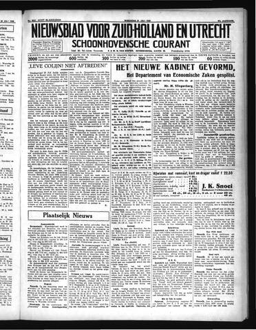 Schoonhovensche Courant 1935-07-31