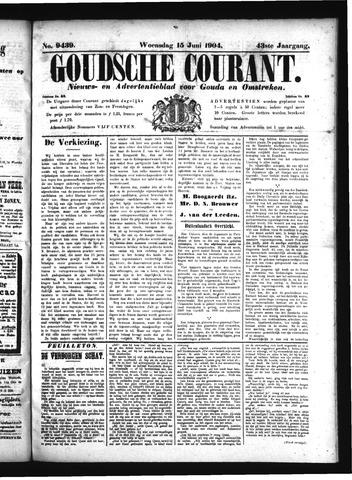 Goudsche Courant 1904-06-15