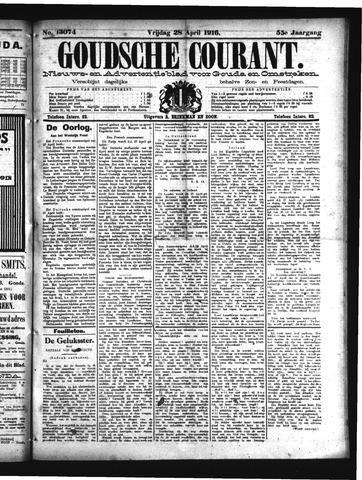 Goudsche Courant 1916-04-28