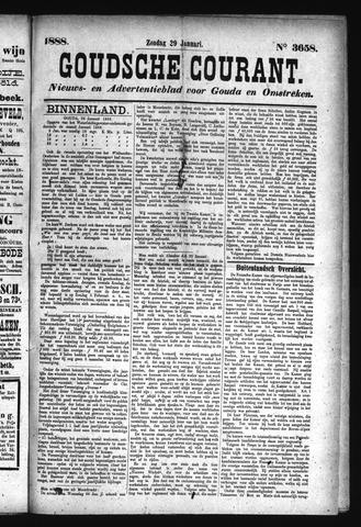 Goudsche Courant 1888-01-29