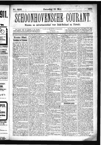Schoonhovensche Courant 1911-05-13