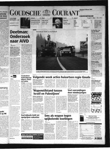 Goudsche Courant 2005-02-08