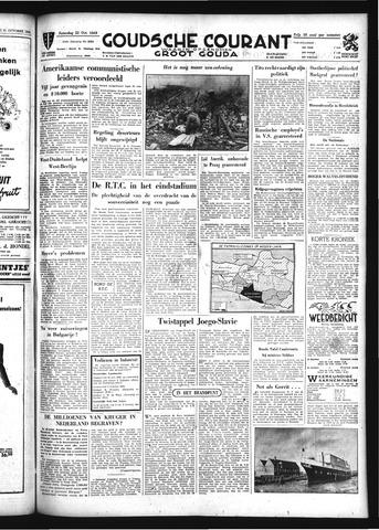 Goudsche Courant 1949-10-22