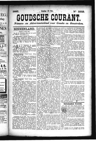 Goudsche Courant 1887-05-29