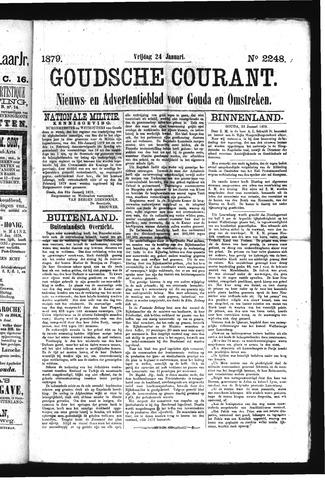 Goudsche Courant 1879-01-24