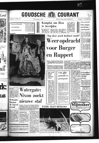 Goudsche Courant 1973-04-24