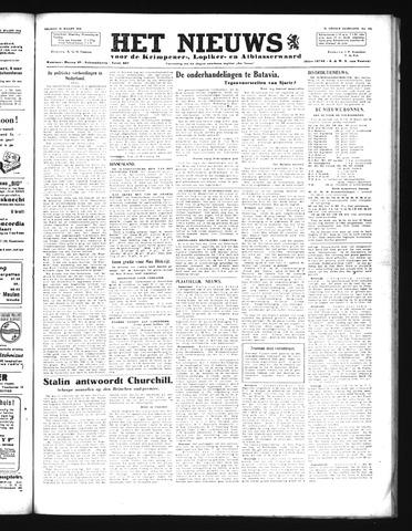 Schoonhovensche Courant 1946-03-15