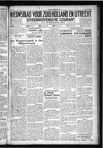 Schoonhovensche Courant 1930-11-21