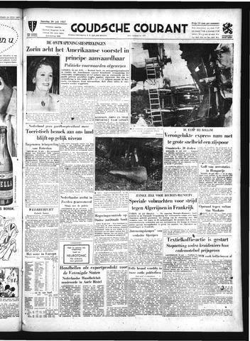 Goudsche Courant 1957-07-20