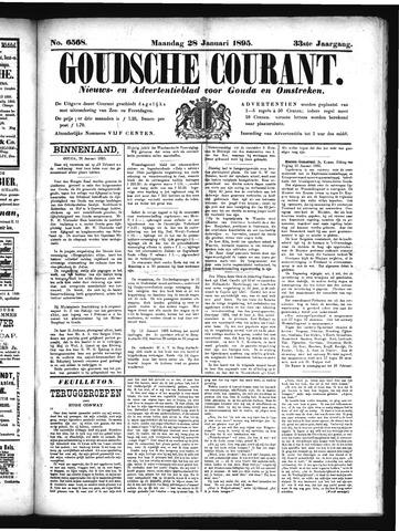 Goudsche Courant 1895-01-28