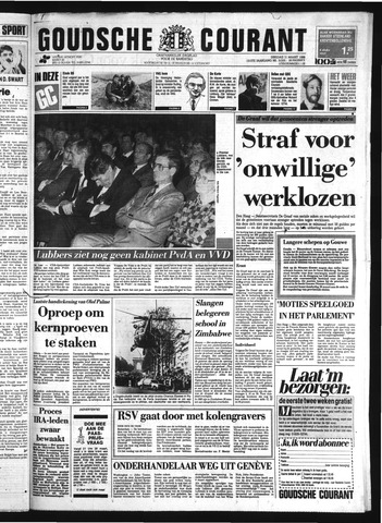 Goudsche Courant 1986-03-11