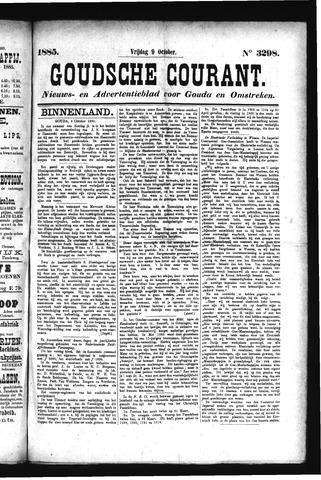Goudsche Courant 1885-10-09