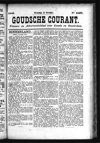 Goudsche Courant 1886-11-10