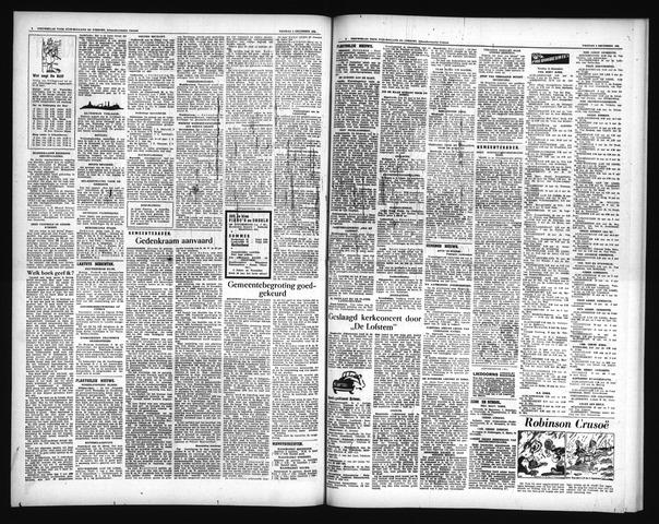 Schoonhovensche Courant 1955-12-09