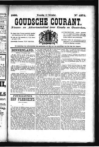 Goudsche Courant 1890-11-12