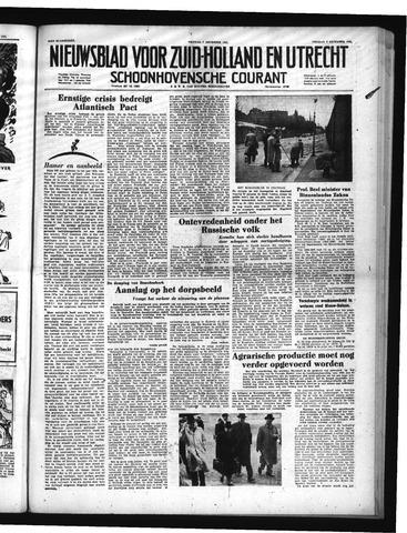 Schoonhovensche Courant 1951-12-07
