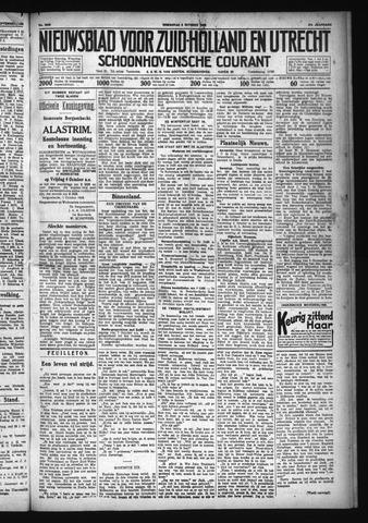 Schoonhovensche Courant 1929-10-02