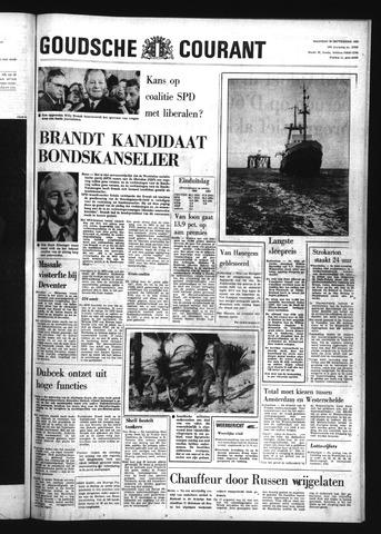 Goudsche Courant 1969-09-29