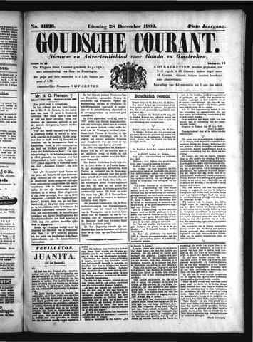Goudsche Courant 1909-12-28