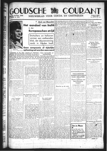 Goudsche Courant 1940-11-19