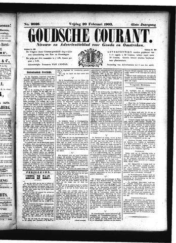 Goudsche Courant 1903-02-20