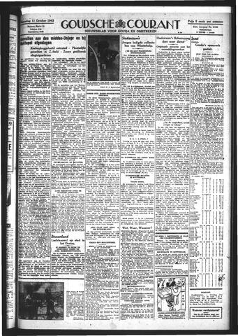 Goudsche Courant 1943-10-11