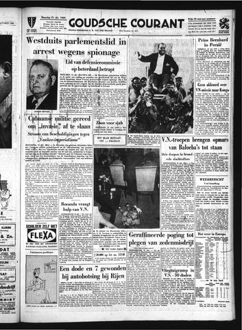 Goudsche Courant 1960-10-31