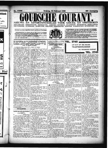 Goudsche Courant 1931-02-13