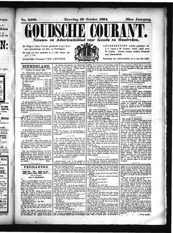 Goudsche Courant 1894-10-20