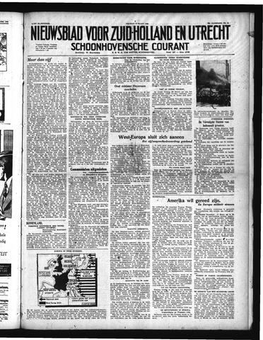 Schoonhovensche Courant 1948-03-19
