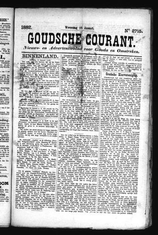Goudsche Courant 1882-01-18