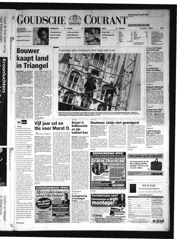 Goudsche Courant 2004-04-29