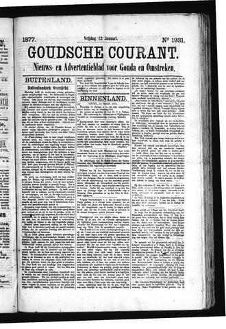 Goudsche Courant 1877-01-12