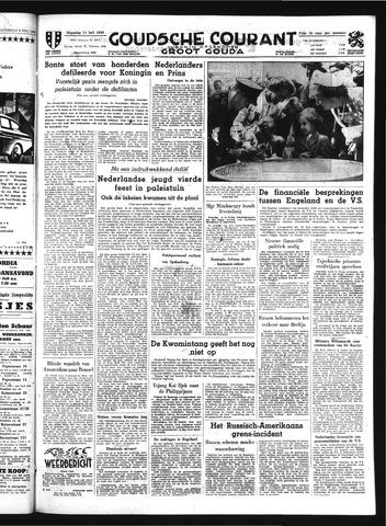 Goudsche Courant 1949-07-11