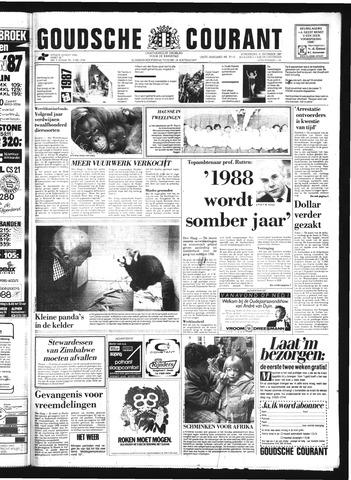Goudsche Courant 1987-12-31